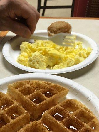Grantville, PA: Our breakfast