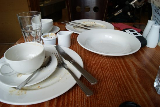 Jedburgh, UK: Sorry - we ate it all!