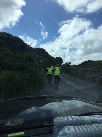 Clifden, Irland: Mannion Bike Hire