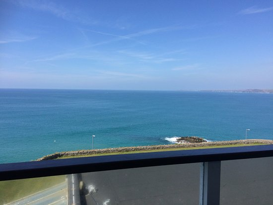 The Atlantic Hotel: View from Suite