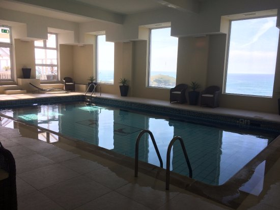 The Atlantic Hotel: Indoor Pool