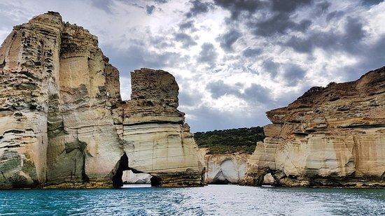 Adamas, Grecia: Amazing Kleftiko!