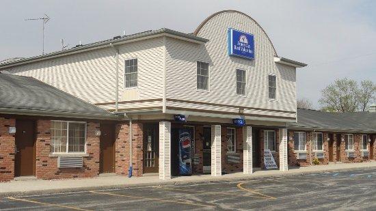 Americas Best Value Inn Decatur : Exterior
