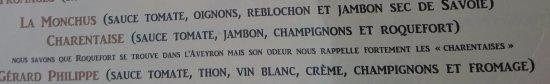 Thones, França: Le chausson ...