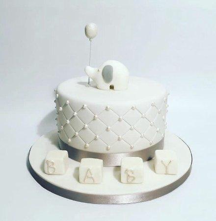 Baby Cake Picture Of Enjoy Cakes Cafe Billericay Tripadvisor