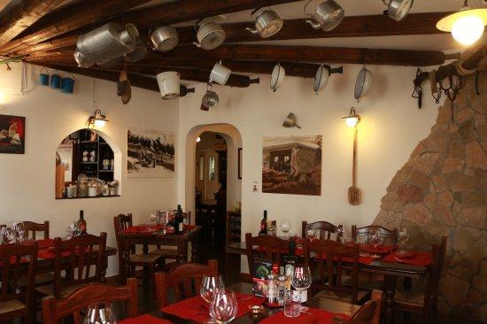 Osteria Turlonia: la nostra sala più grande