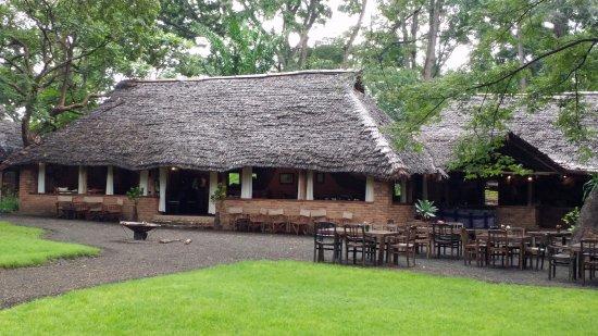 Rivertrees Country Inn: Restaurant area