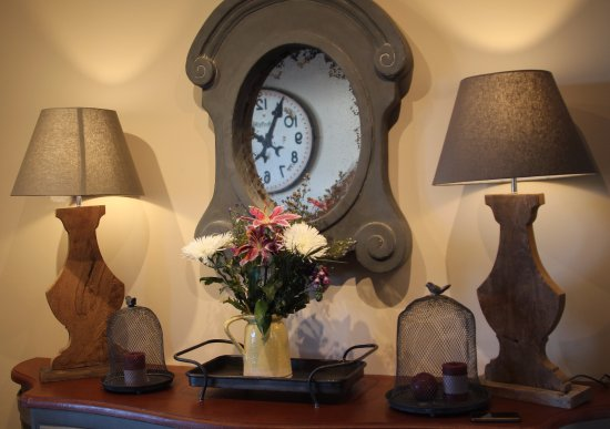 The French Rooms: The sideboard at MAISON - our sister property.
