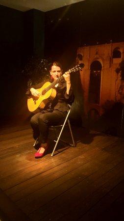 Celia Morales Guitarra Flamenca Tradicional - Ronda - Aktuelle 2017 - Lohnt e...