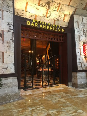 picture of bobby flay 39 s bar americain uncasville tripadvisor. Black Bedroom Furniture Sets. Home Design Ideas