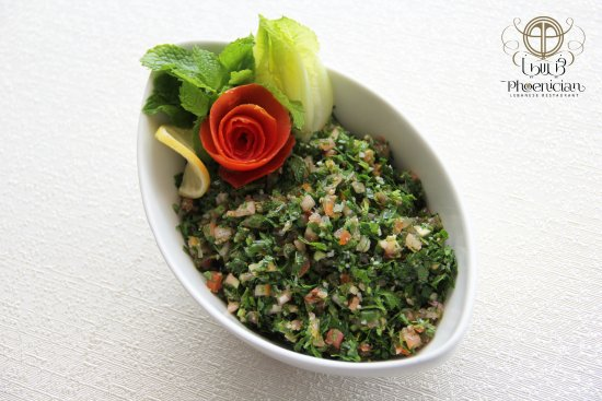 Emirate of Abu Dhabi, United Arab Emirates: Tabouleh