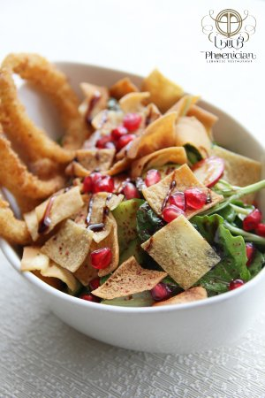 Emirate of Abu Dhabi, United Arab Emirates: Fattoush