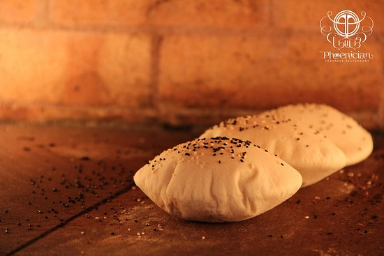 Emirate of Abu Dhabi, Uni Emirat Arab: Fresh Bread
