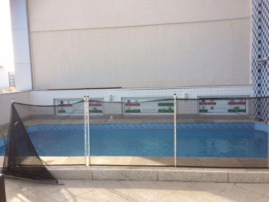 Vilamar Copacabana: Swimming pool