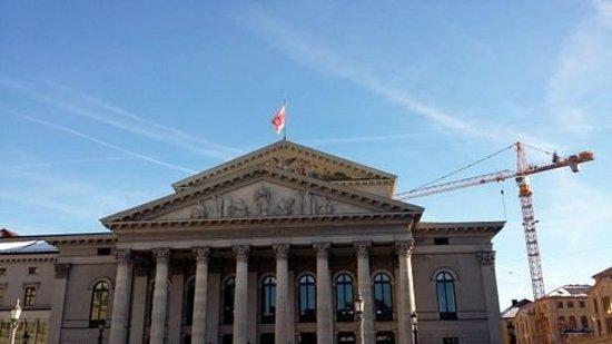 Bayerische Staatsoper Photo