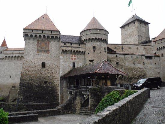 Chateau de Chillon.
