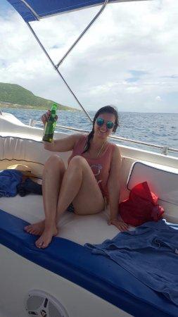 Grand Case, St-Martin / St Maarten: Cheers!