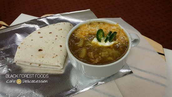 Monument, Κολοράντο: Best Green Chili in Southern Colorado
