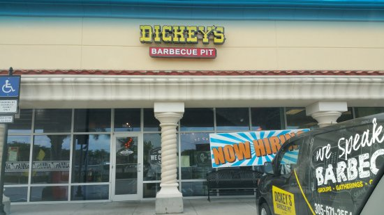 Dickeys Barbecue Pit Miami Restaurant Reviews Phone