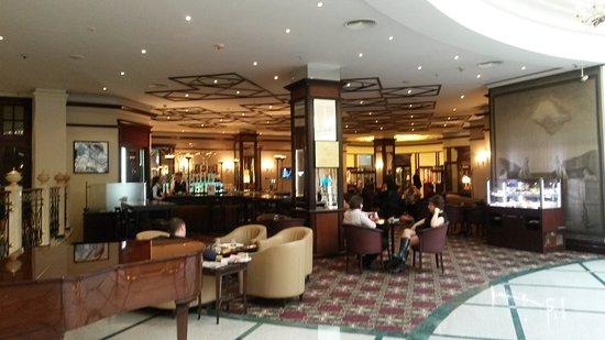 Moscow Marriott Grand Hotel صورة فوتوغرافية