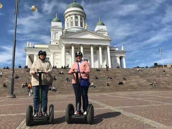Helsinki Segway Tour