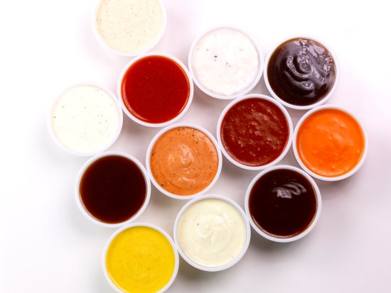 Mansfield, TX: 17 sauces and counting!