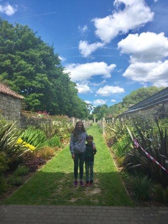 Aylesford, UK: Gardens