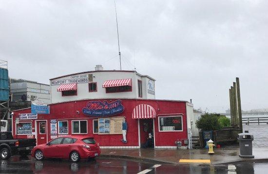 Mo S Chowder Original Mo S Restaurant In Newport Newport Or