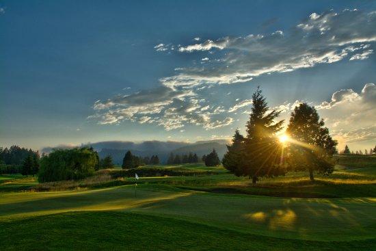 Carson, WA: Golf Course