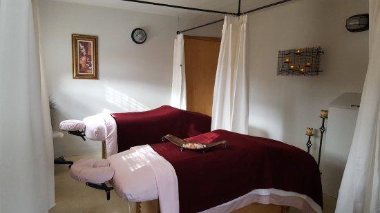 Carson, WA: Massage Room