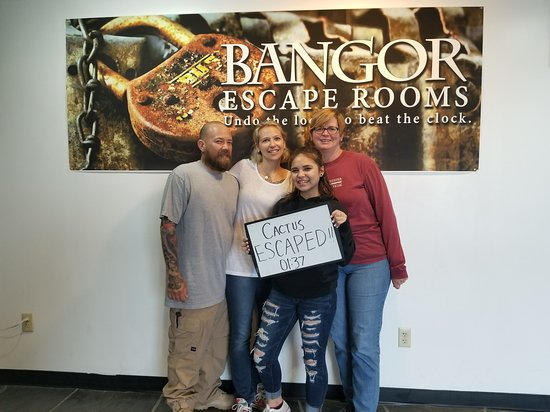 ‪Bangor Escape Rooms‬