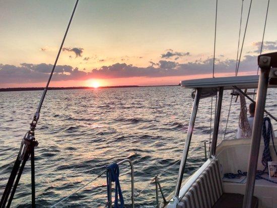 New Bern, NC: Beautiful Sunset!