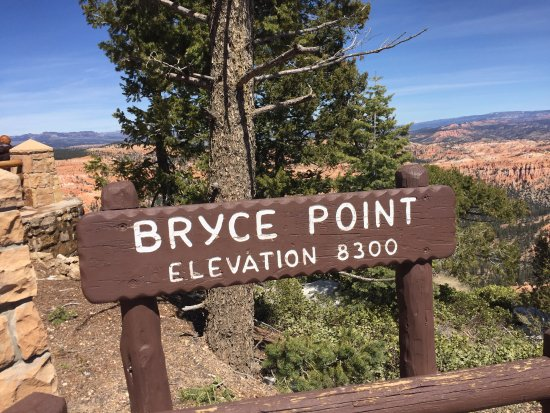 ‪Bryce Point‬
