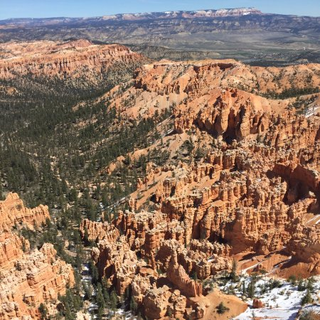 Bryce Point - Scenic Drive stop