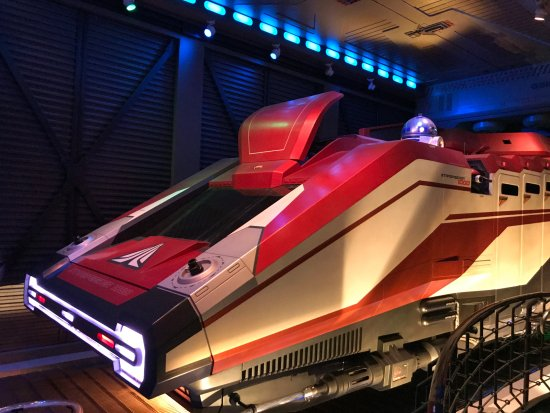 ‪Star Tours - The Adventures Continue‬