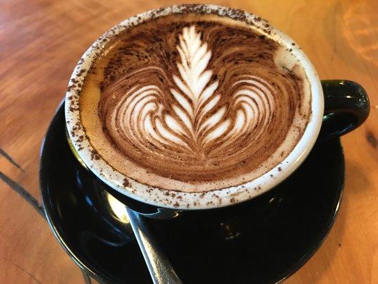 Warrandyte, Australia: Great coffee and funky cafe!