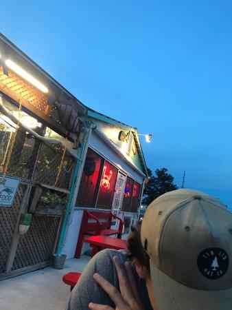 Вашингтон, Северная Каролина: Great night for crab!