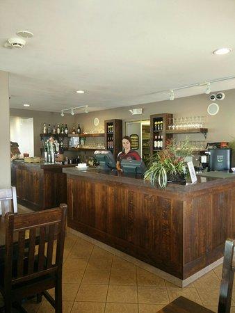 Port Severn, Canada: Bar area