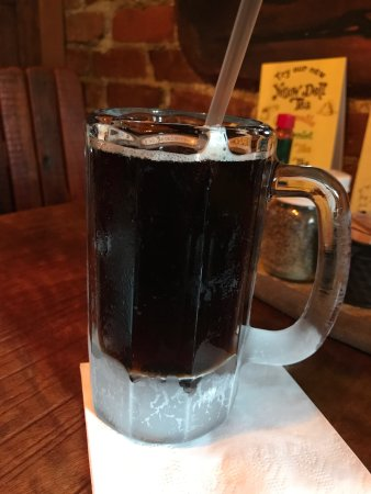 Oneonta, NY: great homemade root beer