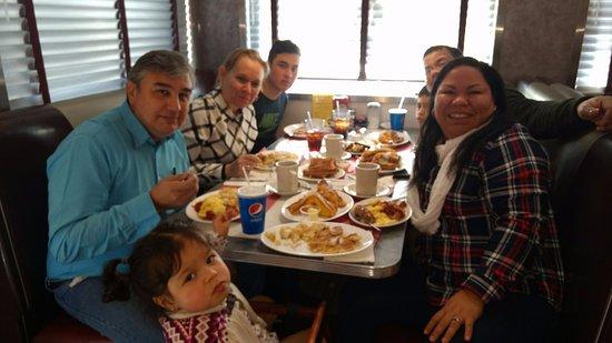 Lyndhurst, NJ : Inolvidable Almuerzo en familia y amigos