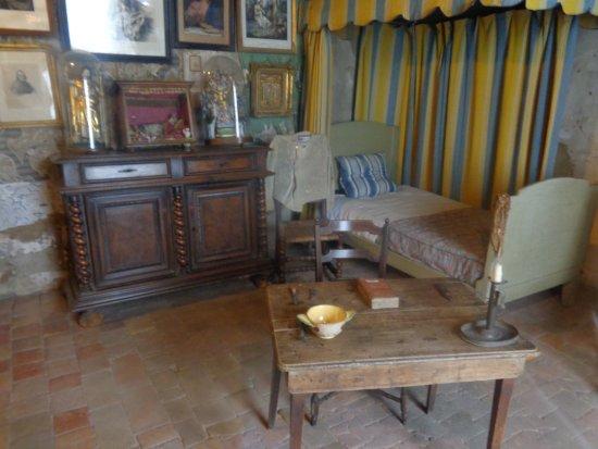 Chambre du Saint.
