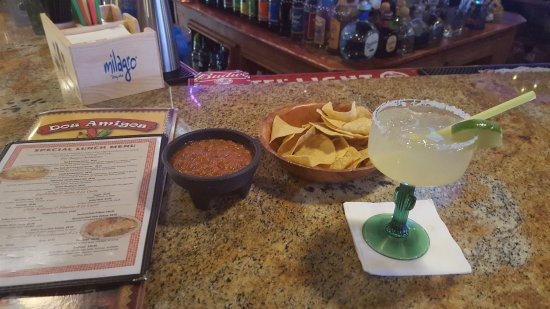 Torrington, CT: Rita, Chips & Salsa