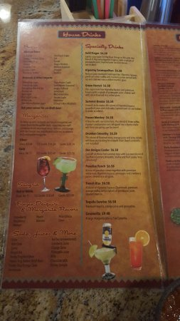 Torrington, CT: Menu