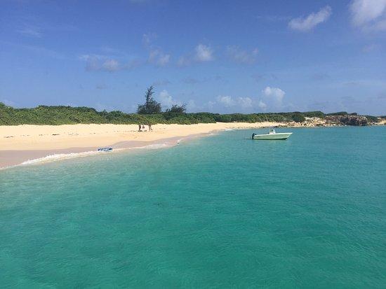 Oyster Pond, St-Martin/St Maarten: Tintamarre