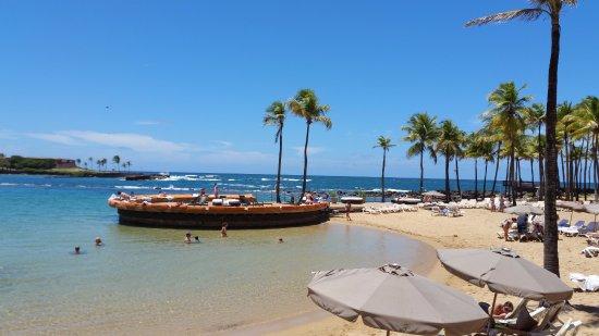 Caribe Hilton San Juan Beach