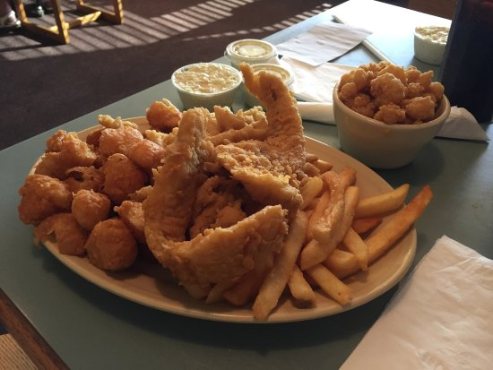 Libby Hill Seafood: photo3.jpg