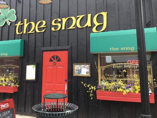 Walsh's Snug: The Snug
