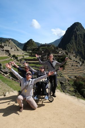 View Peru & Signatures: Thank you Pachamama