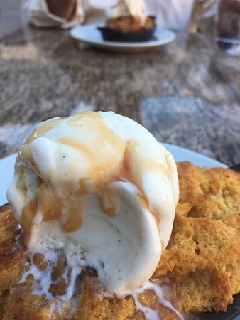 Danville, Kalifornia: Bread pudding