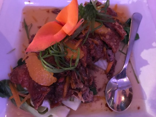 The Best Sushi Thai Food In Whole Miami Review Of Bonding Miami